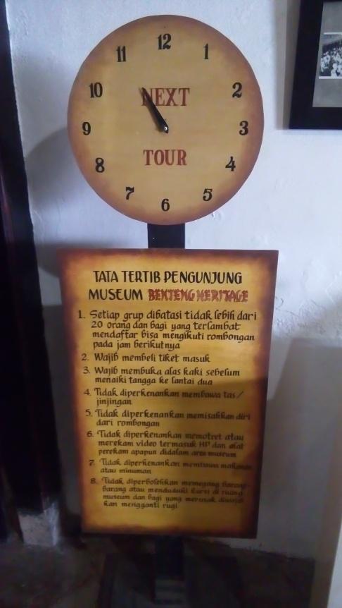 Image result for peraturan museum heritage pasar lama