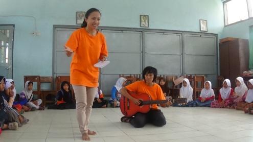 Musik dan Sastra di JAF