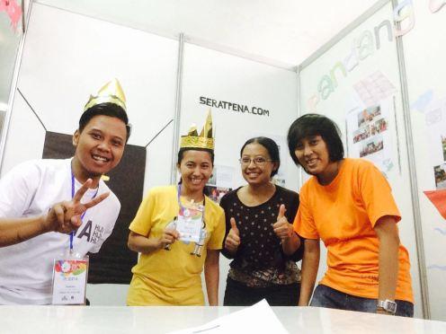 Festival anak bertanya 2016