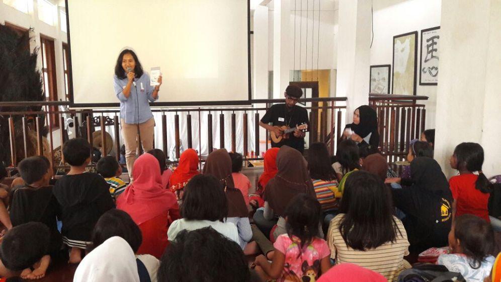 Seratpena Anak di Sekolah Rakyat Bintaro
