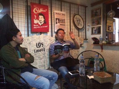 """Baca Buku dengan Penulis: """"Otto Iskandar Di Nata bersama Iip D Yahya"""""""